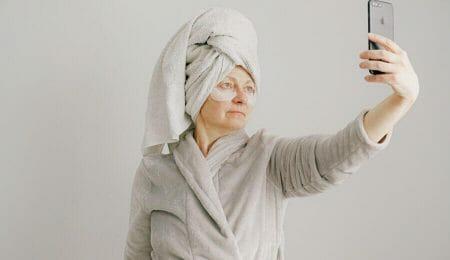 sintomas da menopausa e pele