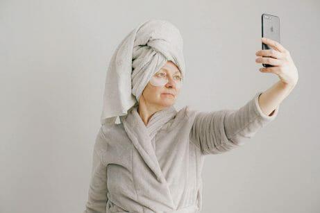 Baixa autoestima e selfies