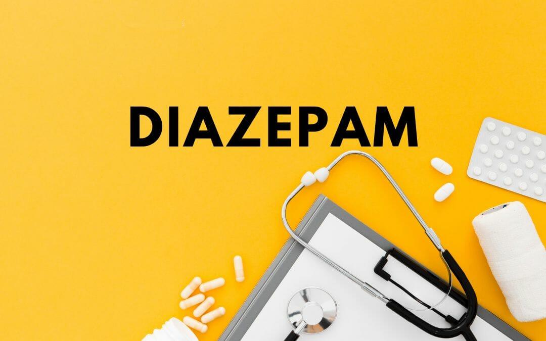 Diazepam: para o que serve e como tira a sua ansiedade
