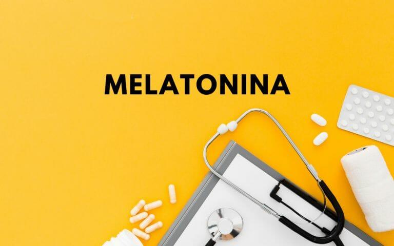 Melatonina - capa
