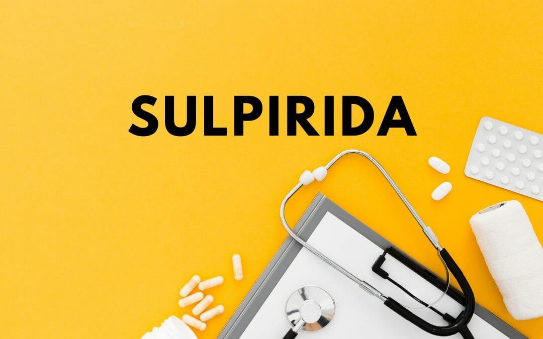 Sulpirida: para que serve, como tomar e quais os riscos?