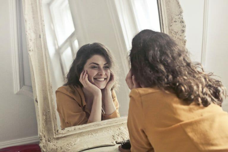 autoconhecimento espelho