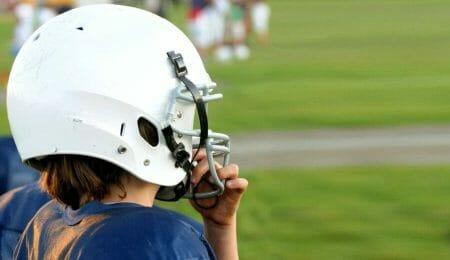 traumatismo craniano pode ser causado por esportes