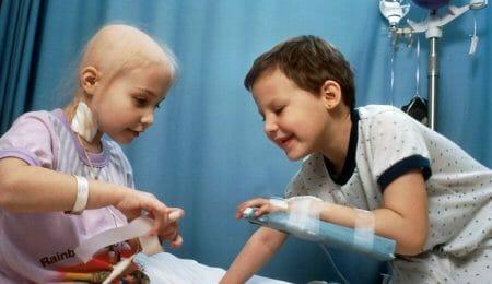 como lidar com o câncer na infância