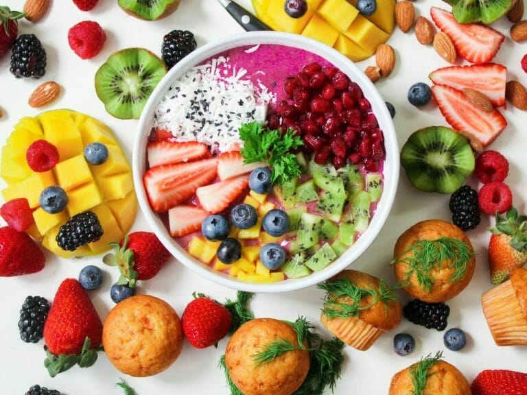 comida microbiota intestinal