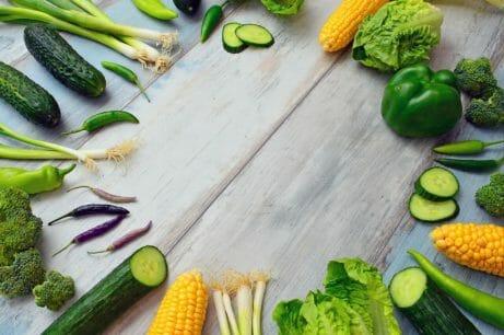 verduras para comer bem morando sozinho