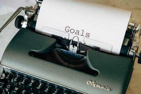 Objetivos e faça bem feito