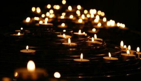 velas de luto