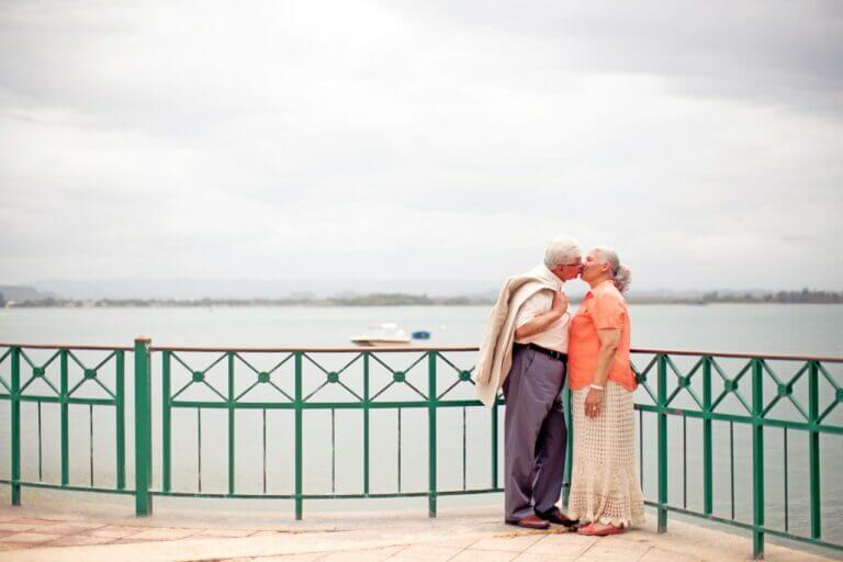 paixão avassaladora idosa